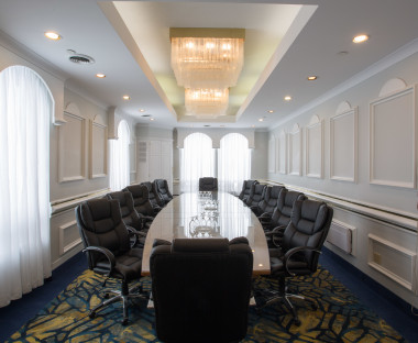 Crystal Board Room