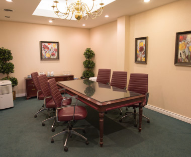 Emerald Board Room