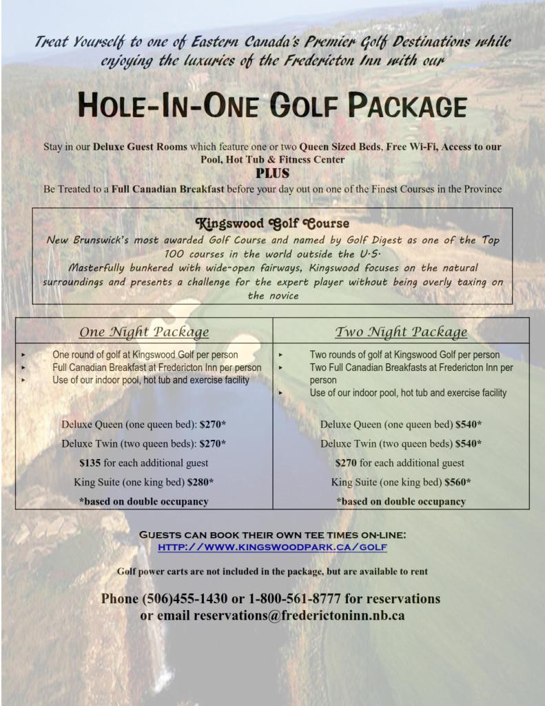 Golf Package 2017 Final